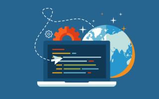 Английские фразы на тему программирование – programming (с переводом и озвучиванием)