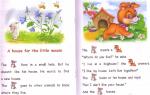 Короткие сказки и рассказы на английском для детей