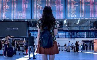Английские слова на тему в аэропорту — in the airport (карточки, перевод, произношение)