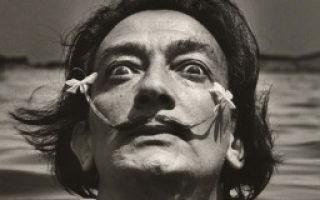 Цитаты сальвадора дали на английском языке (с переводом и озвучиванием) – salvador dali quotes