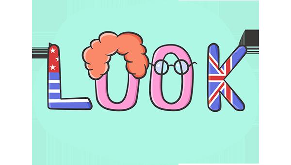 Английские слова на тему ВНЕШНОСТЬ — appearance (карточки, перевод, произношение)