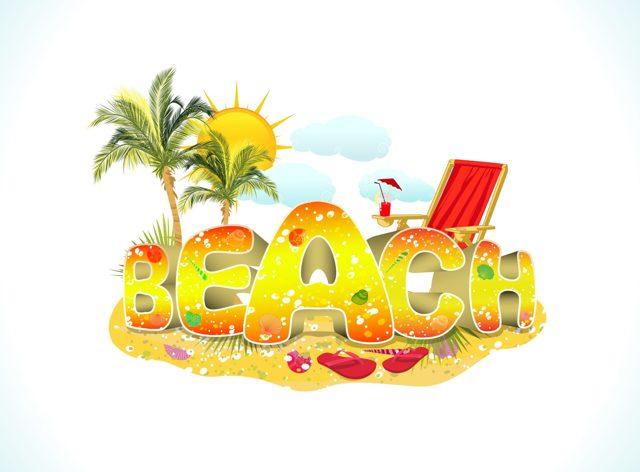 Английские фразы на тему НА ПЛЯЖЕ — on the beach (с переводом и озвучиванием)