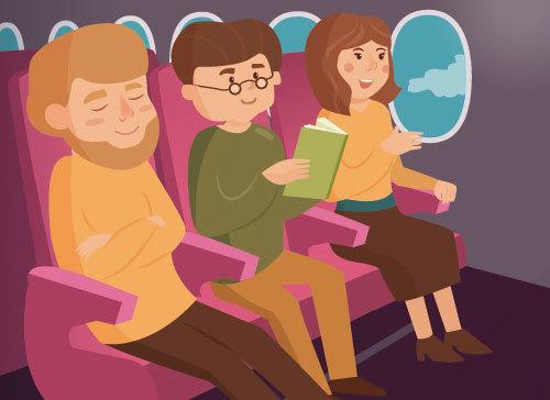 Английские фразы на тему В ПОЕЗДЕ — in the train (с переводом и озвучиванием)