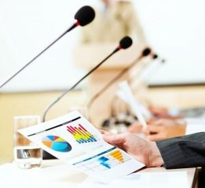 Английские фразы на тему УЧАСТИЕ В КОНФЕРЕНЦИЯХ – participation in conferences (с переводом и озвучиванием)