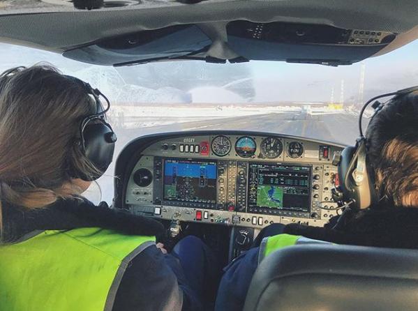 Предполётная речь бортпроводников и пилотов на английском с переводом