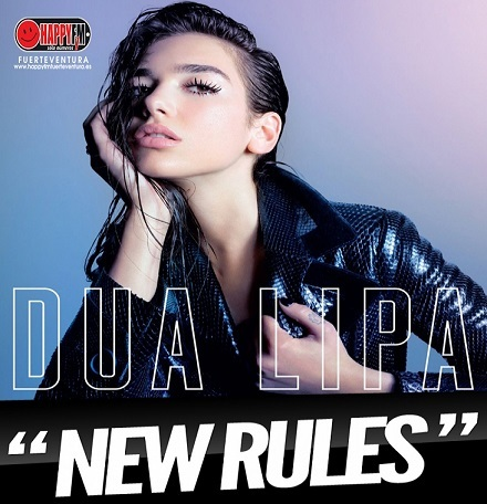 Английские фразы из песни dua lipa – new rules (song) с переводом и озвучиванием